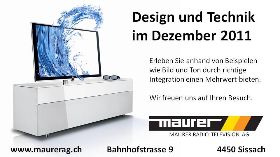 Design und Technik 2011