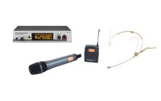 Sennheiser Funkmikrofone