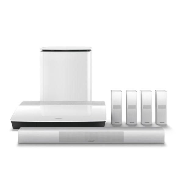 Bose Lifestyle 650 weiss