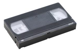 VHS/VHS-C auf DVD